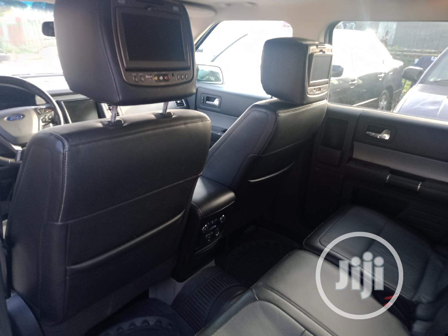 Archive: Ford Flex 2013 Limited White