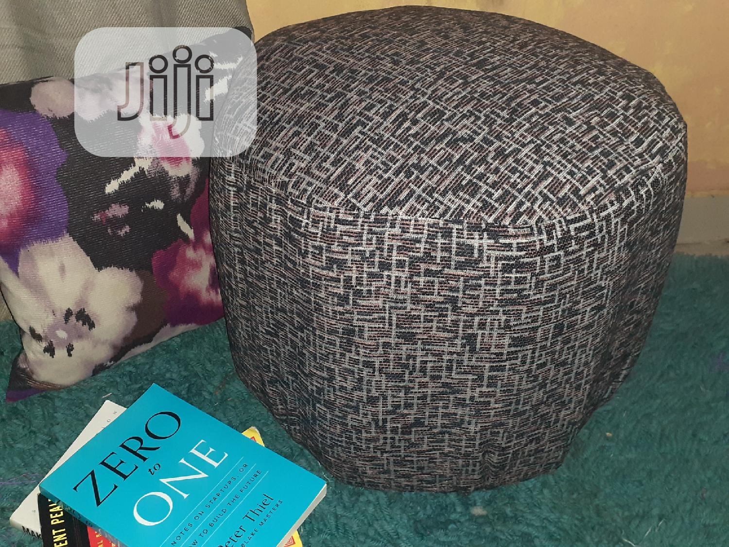 Stool Ottoman | Home Accessories for sale in Ikotun/Igando, Lagos State, Nigeria