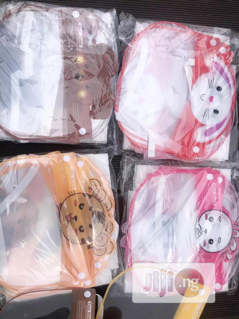 Archive: Face Shield And Mask For Adults And Children