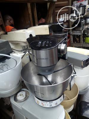 Original Kenwood Mixer, 900watts, 3 Springles, London Used.   Kitchen Appliances for sale in Lagos State, Ojo