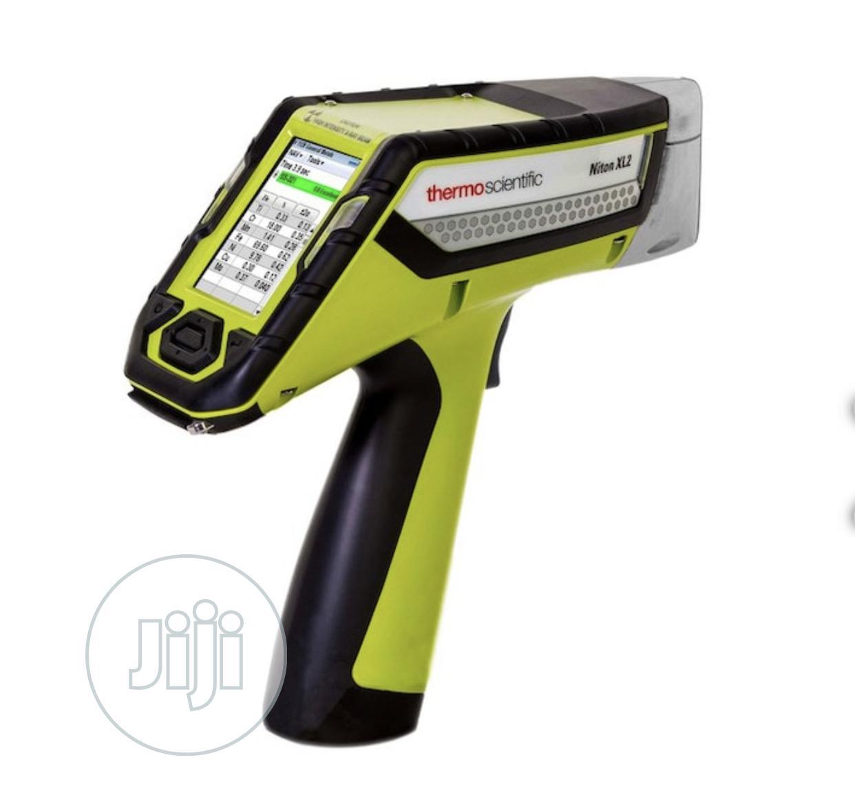 Nitontm XL2 Plus Handheld XRF Gold / Precious Metal Analyzer | Measuring & Layout Tools for sale in Ojo, Lagos State, Nigeria