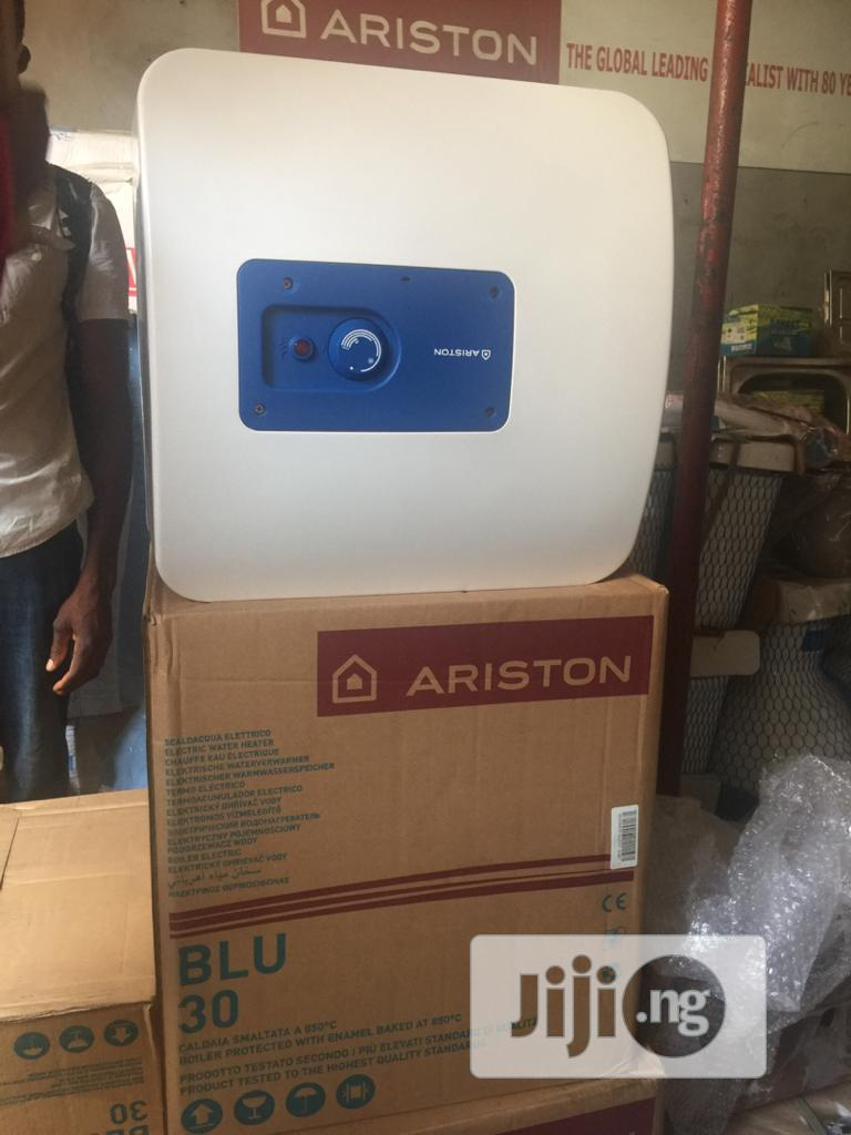 Original High Quality Italian Ariston Water Heater 30litres