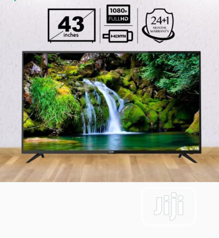 "Syinix 43"" Inch HD LED TV A430F Series"