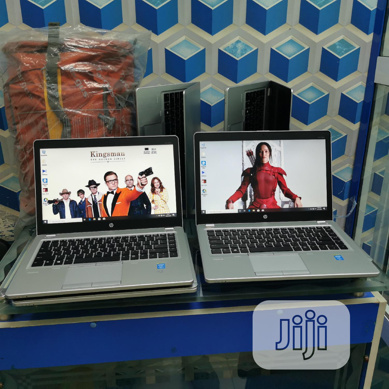 Laptop HP EliteBook Folio 9470M 4GB Intel Core I5 HDD 500GB | Laptops & Computers for sale in Ajah, Lagos State, Nigeria