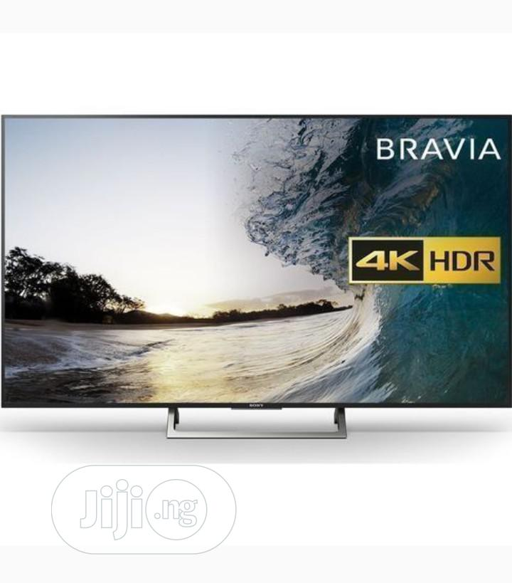 Sony 75'' Uhd 4K Androind Smart Tv-75x8000g New 2020 Model