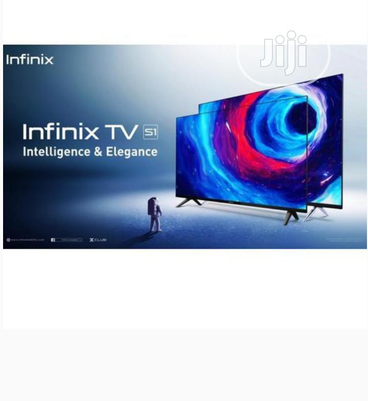 Infinix 55'' Inch 4K UHD Smart TV With Air Mouse | TV & DVD Equipment for sale in Mabushi, Abuja (FCT) State, Nigeria