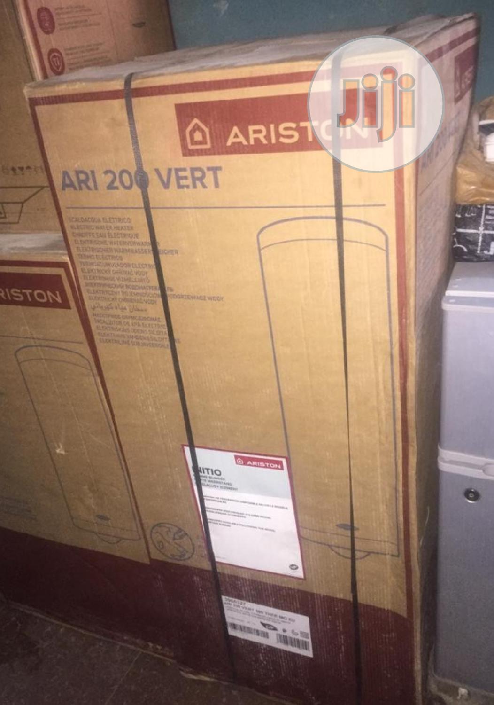 Original High Quality Italian Ariston Water Heater 200litres
