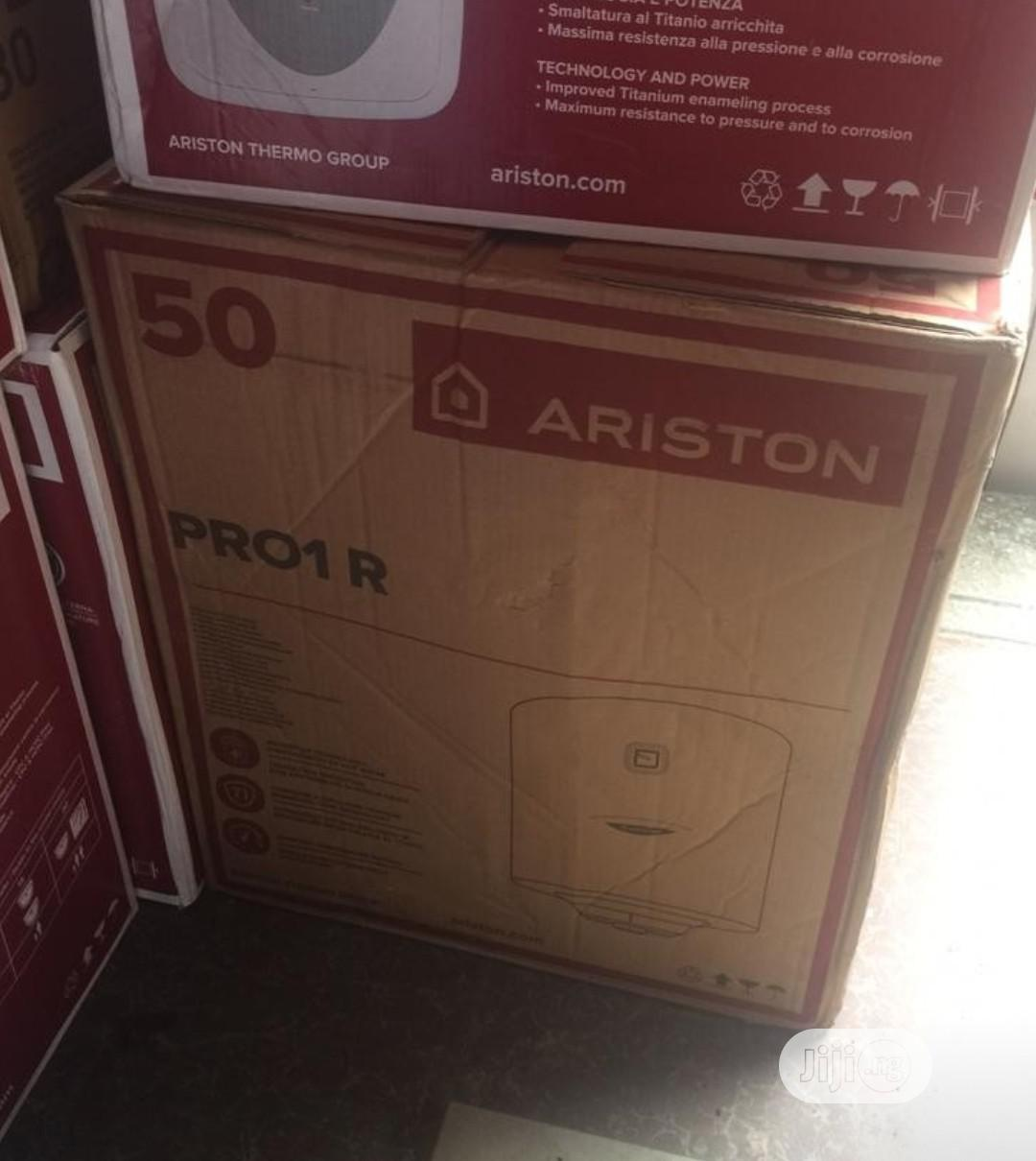 Original High Quality Italian Ariston Water Heater 50litres | Home Appliances for sale in Wuse, Abuja (FCT) State, Nigeria
