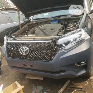Upgrade Your Toyota Prado 2005 To 2018 To 2019