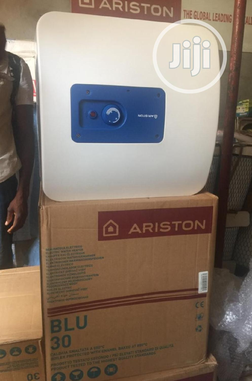 Original High Quality Italian Ariston Water Heater 30litres