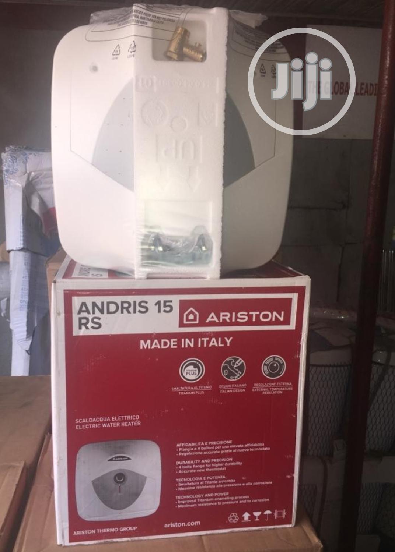 Original High Quality Italian Ariston Water Heater 15litres