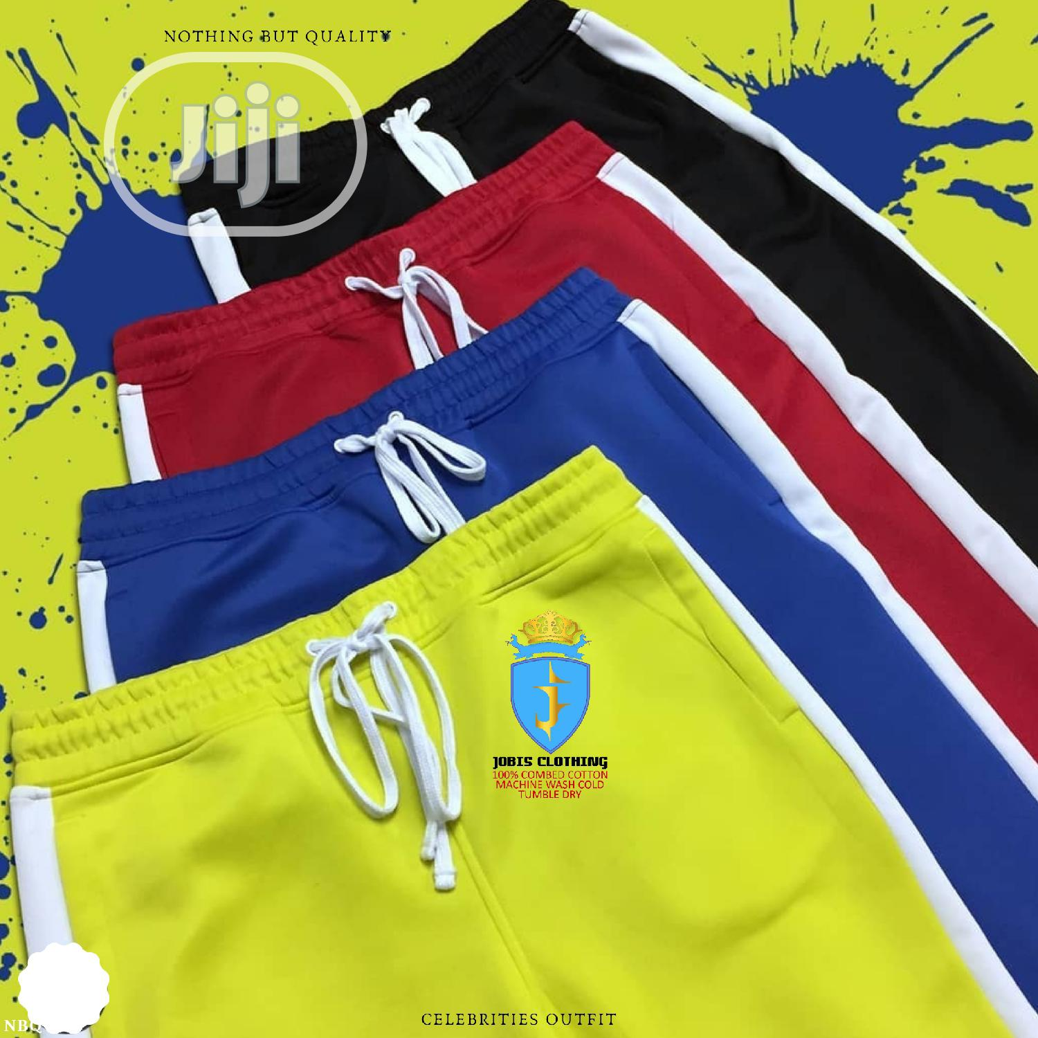 4pcs Unisex Cotton Trackpant Outfit   Clothing for sale in Lekki, Lagos State, Nigeria