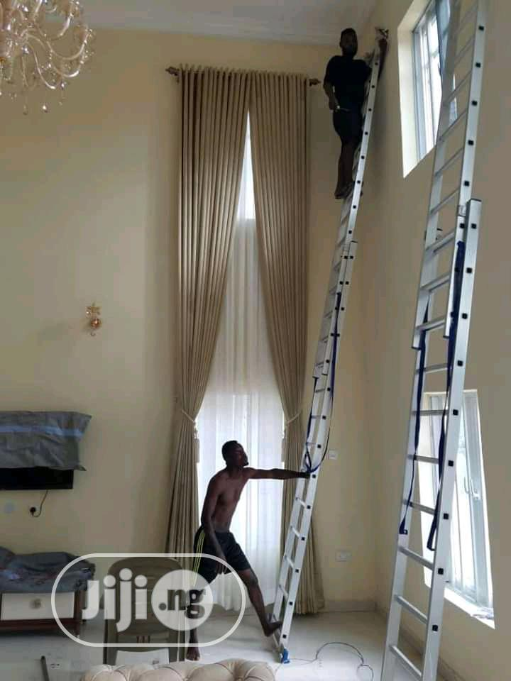 Ntutu Curtains | Home Accessories for sale in Yaba, Lagos State, Nigeria