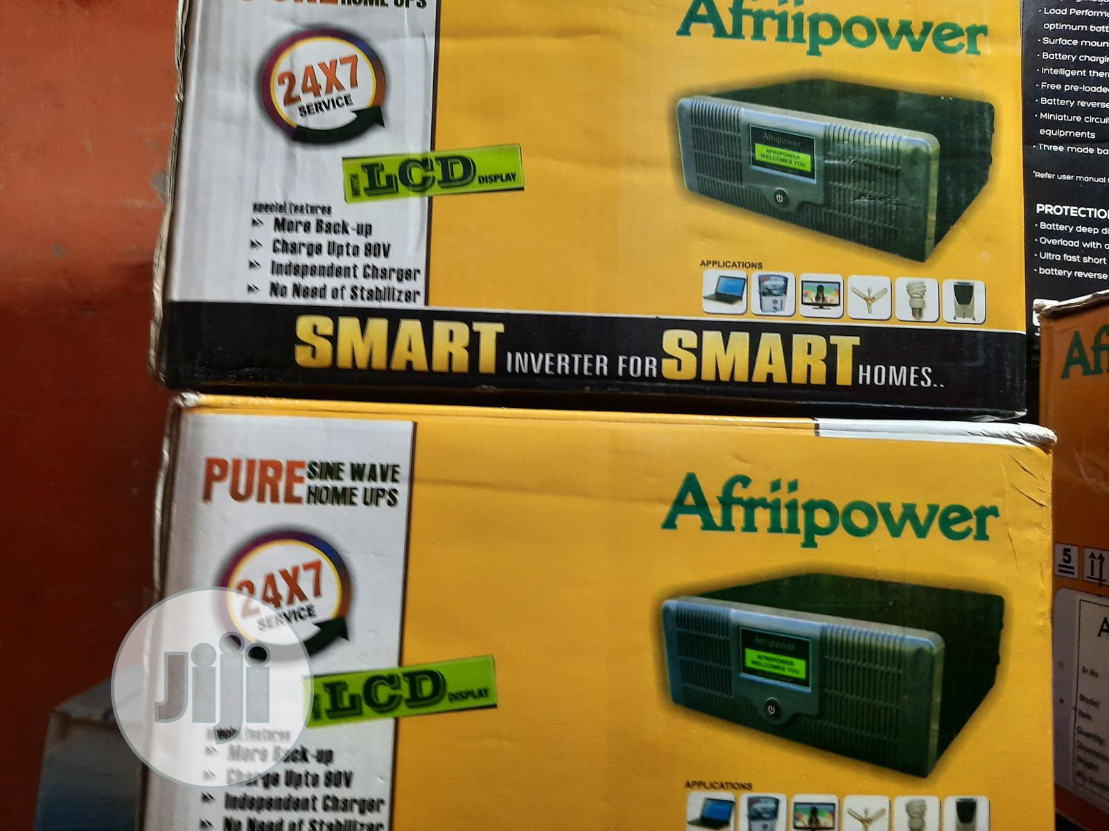 Afriipower Inverter 12v/1kva Indian Product