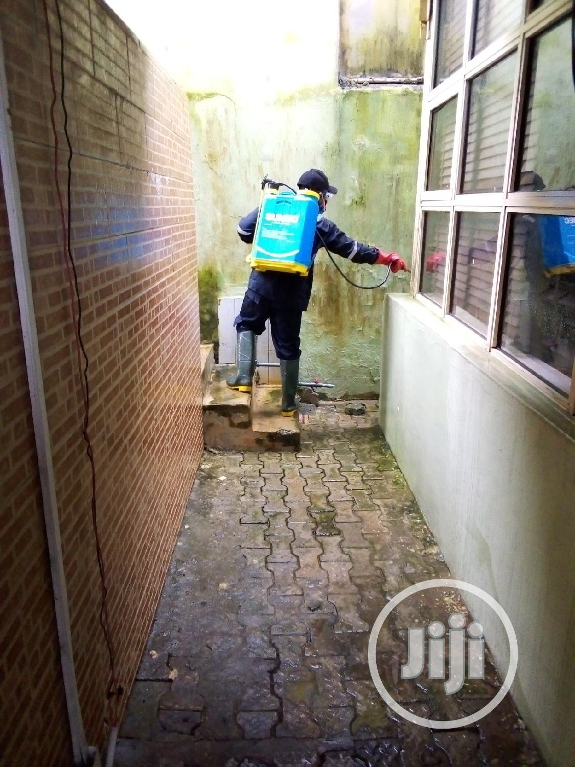 Odorless And Chemical Fumigation