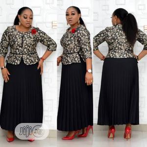 Peplon Long Dress | Clothing for sale in Lagos State, Lagos Island (Eko)