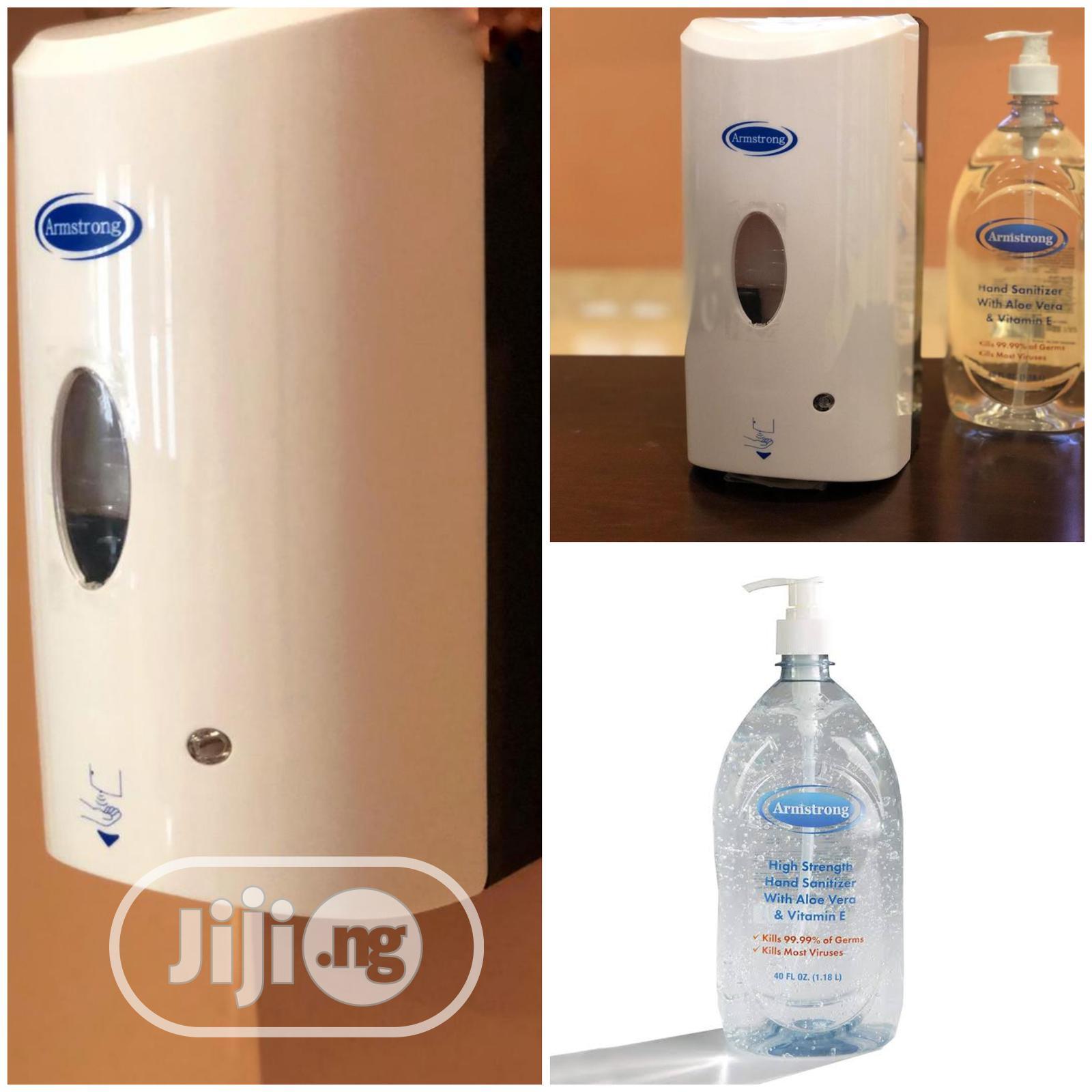 Archive: Armstrong Automatic Sanitizer Dispenser 1.2L