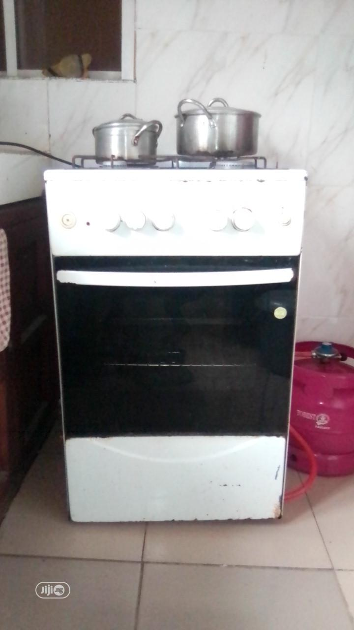 Archive: Gas Cooker With Oven