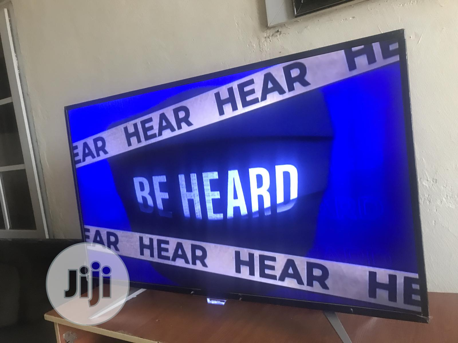 Philips 43 Inch 4K UHD Smart TV