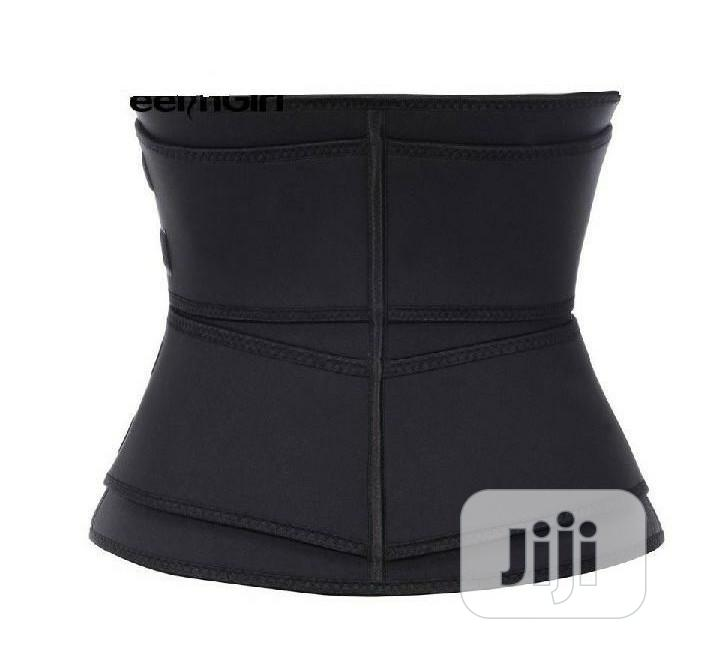 Double Compression Waist Trainer ORIGINAL | Tools & Accessories for sale in Agege, Lagos State, Nigeria