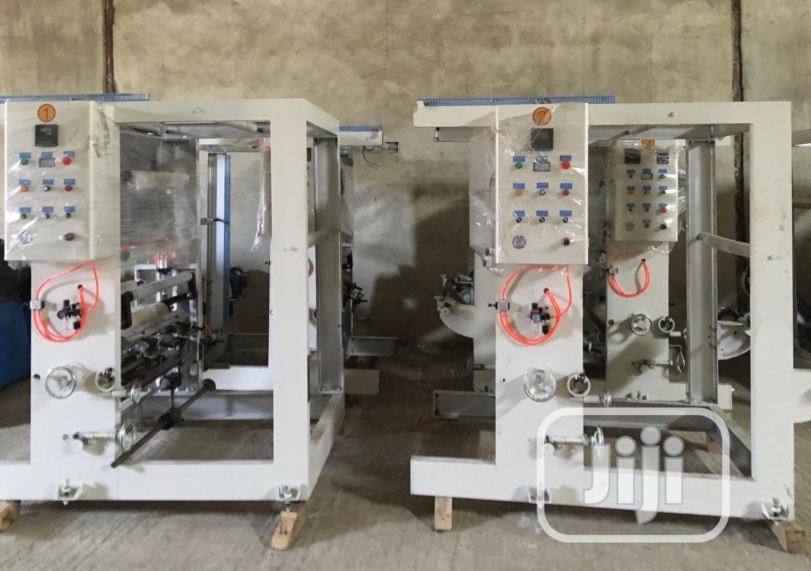 Nylon Printing Gravure Print Nylon Printing Machine
