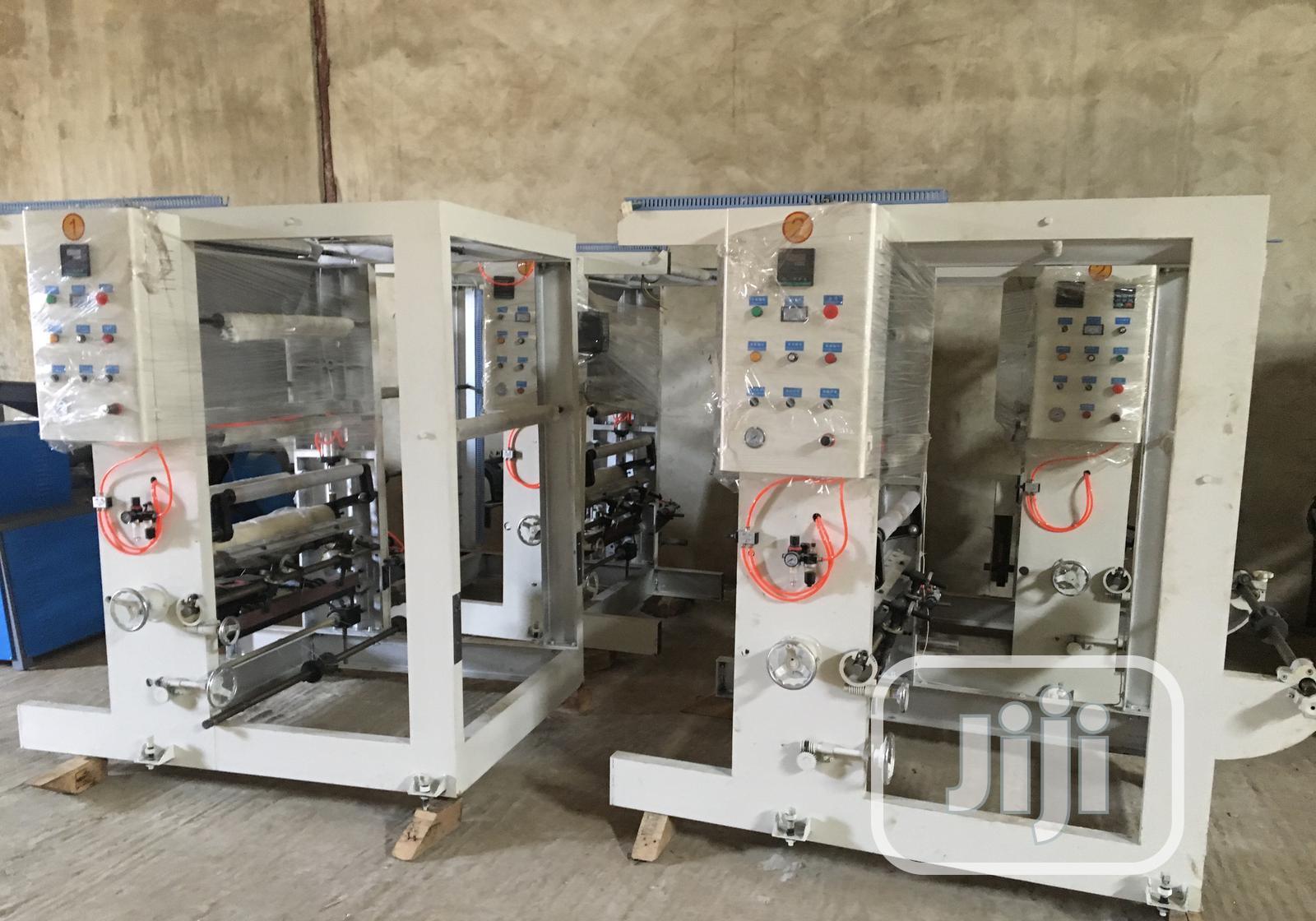Nylon Printing Gravure Print Nylon Printing Machine | Manufacturing Equipment for sale in Ojo, Lagos State, Nigeria