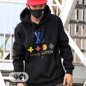 Authentic LV Hoodies(Black White) | Clothing for sale in Lagos State, Alimosho