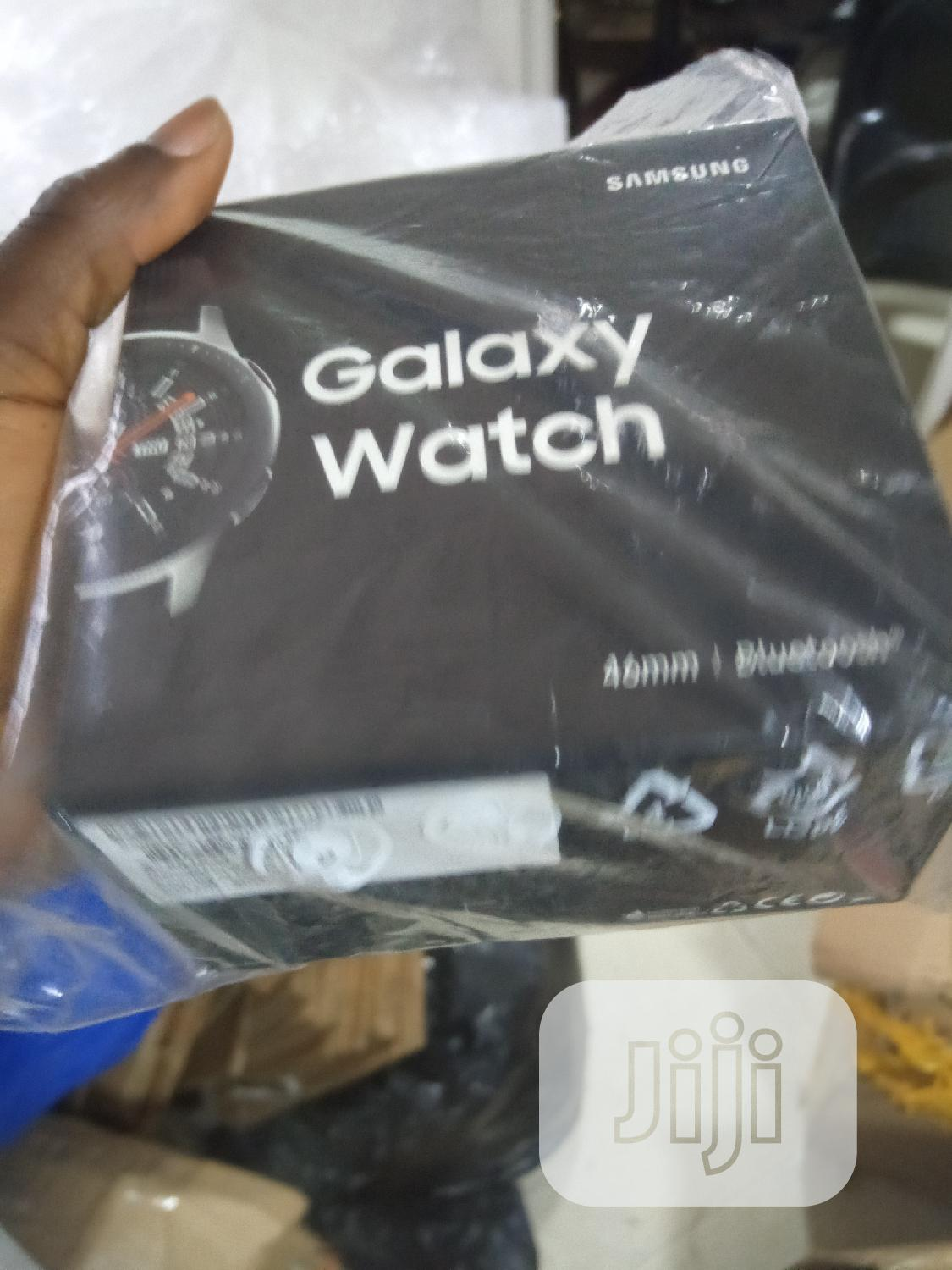 New Samsung GALAXY Watch 46mm | Smart Watches & Trackers for sale in Ikeja, Lagos State, Nigeria