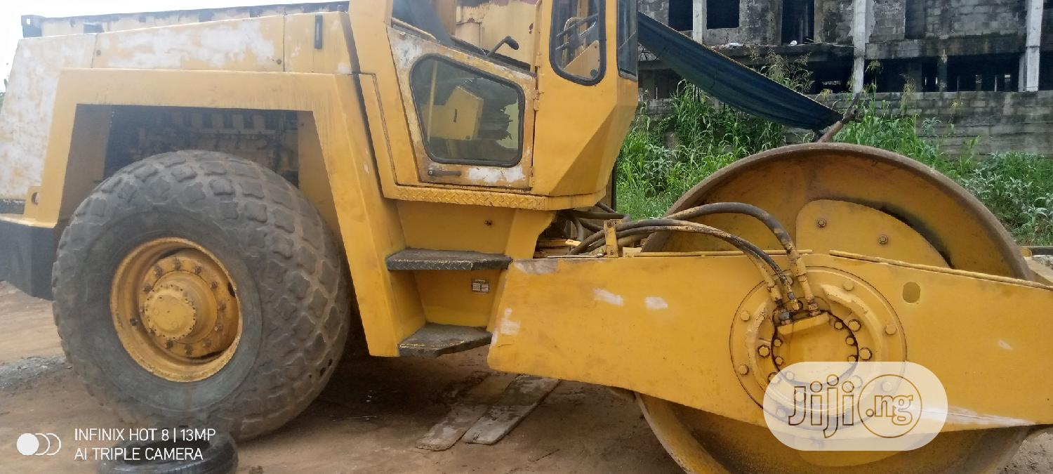 Clean 25 25tons Roller | Heavy Equipment for sale in Eleme, Rivers State, Nigeria