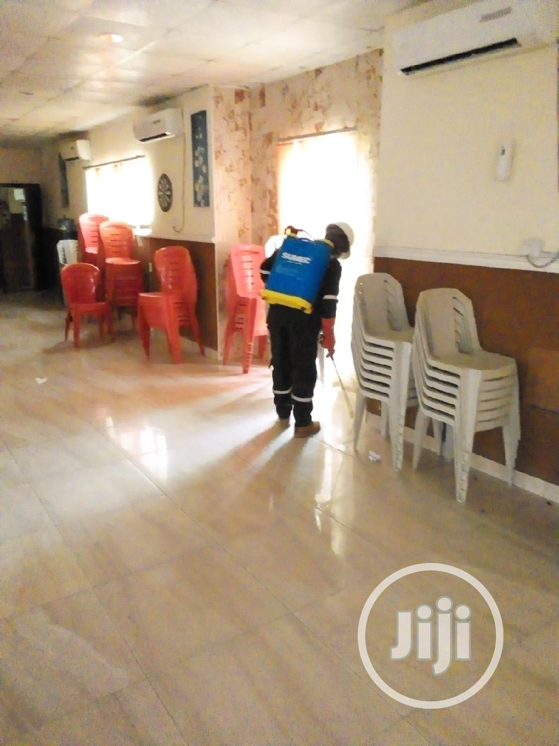 Odorless And Chemical Fumigation | Cleaning Services for sale in Oshodi, Lagos State, Nigeria