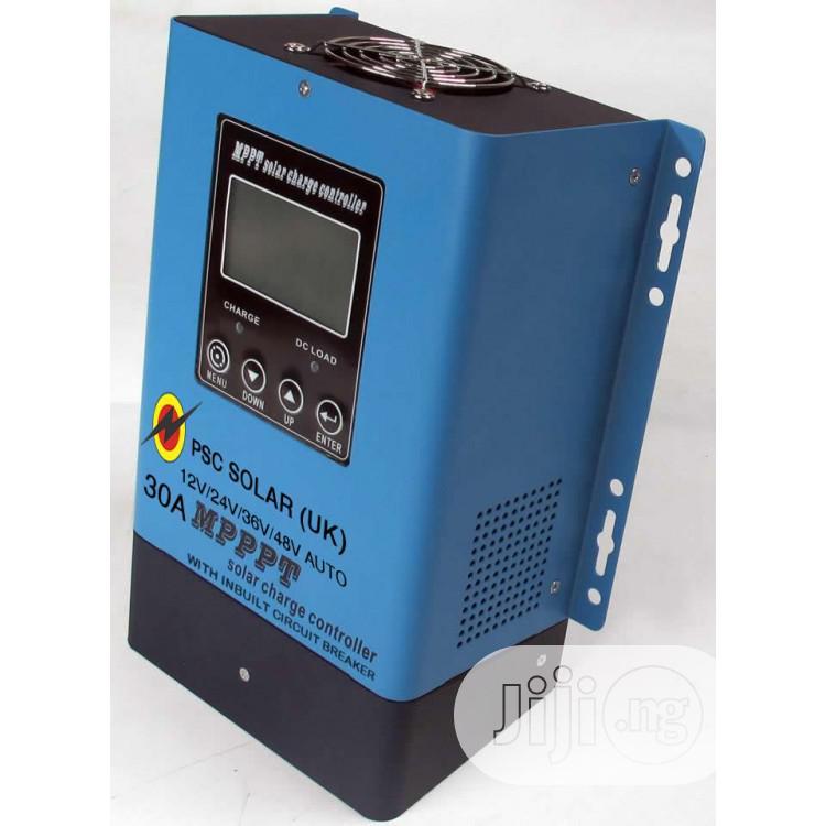 Archive: 12v/24v/36v/48v Auto 30A Smr MPPT Solar Charge Controller