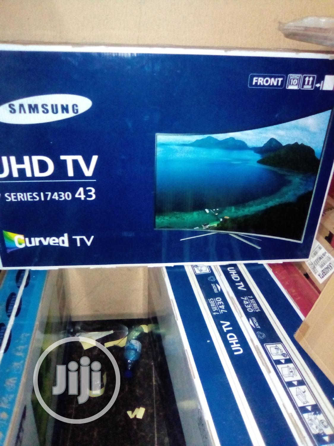 Archive: 43 Inches Samsung Curve LED