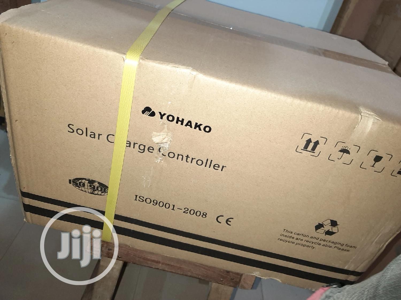 24V 36V 48V 60A MPPT Yohako Solar Charge Controller