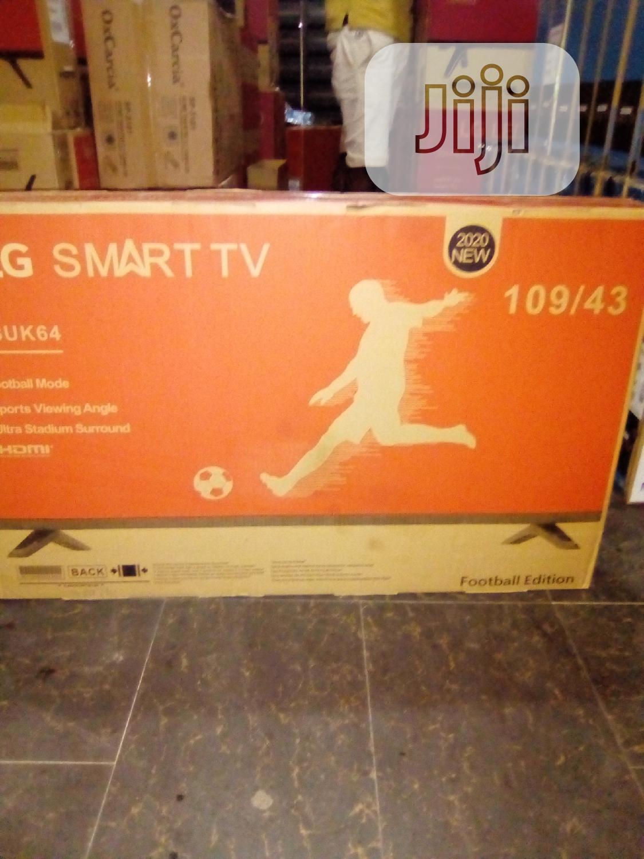 43 Inches Led Smart Tv Set