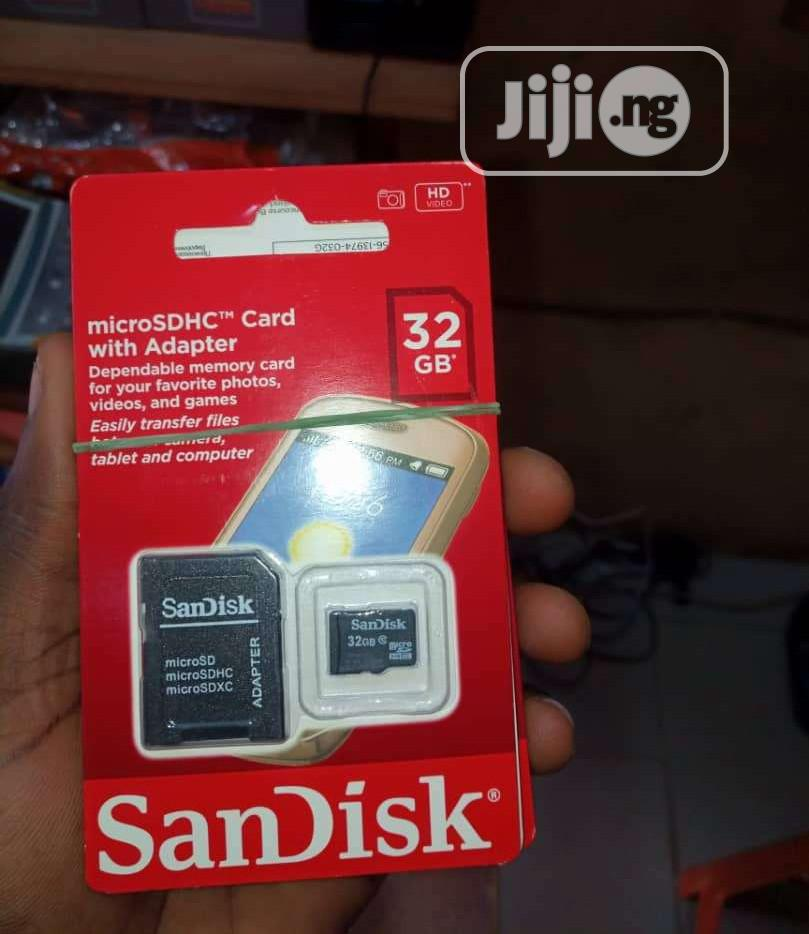 Memory Card | Accessories for Mobile Phones & Tablets for sale in Yaba, Lagos State, Nigeria