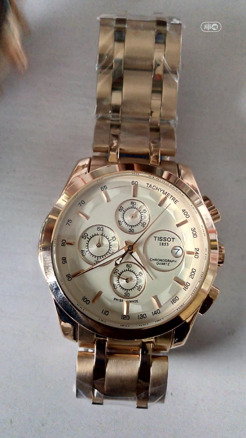 Tissot Watch | Watches for sale in Port-Harcourt, Rivers State, Nigeria