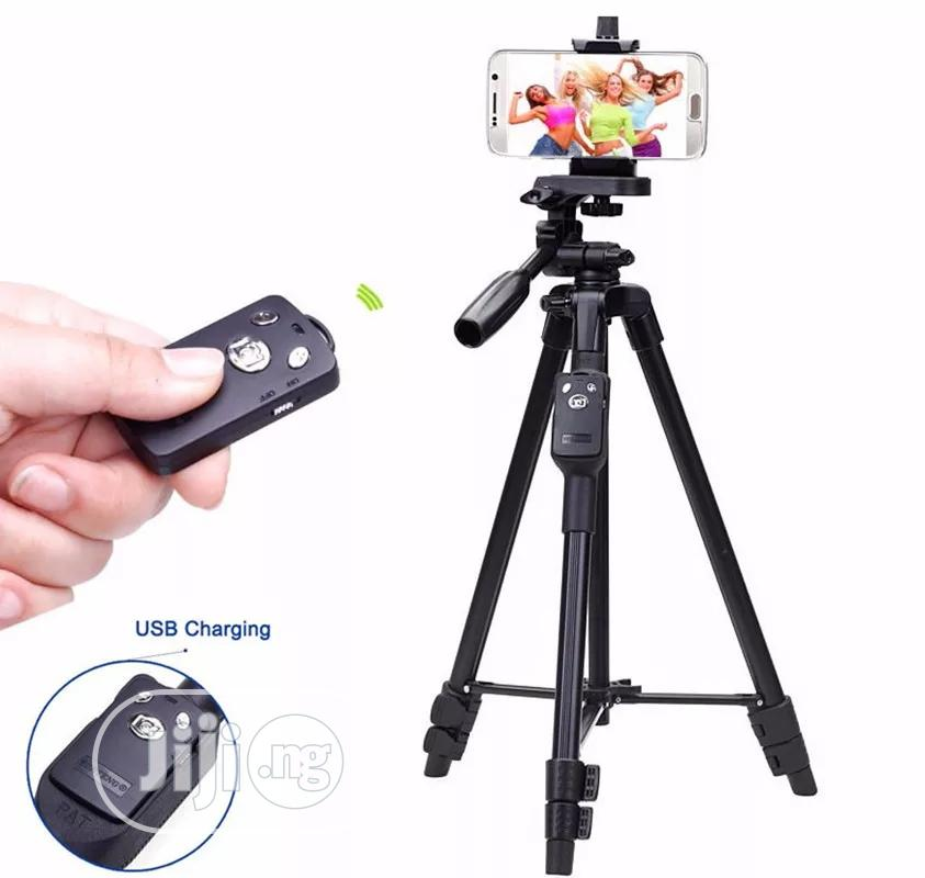 Tripod Stand With Remote
