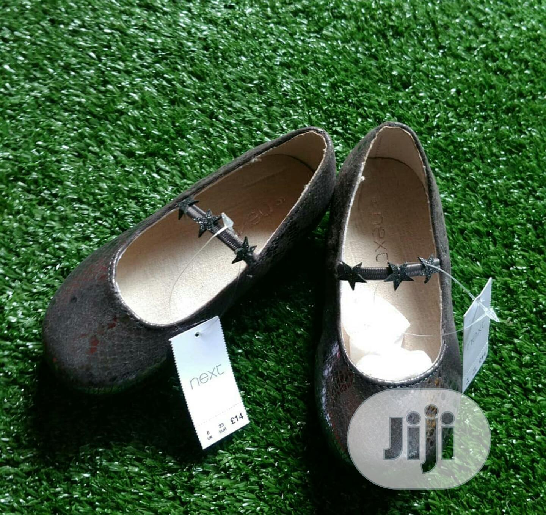 NEXT UK Flat Shoe for Girls