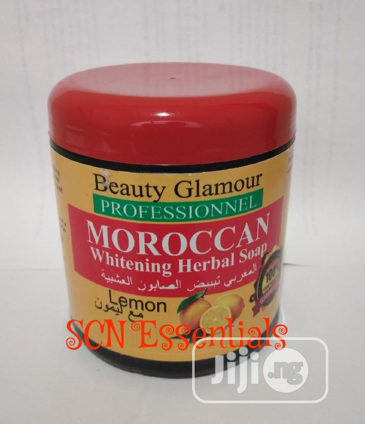 Beauty Glamour Moroccan Whitening Herbal Soap
