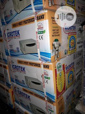 12V 1.2kva Microtek Solar Inverter   Solar Energy for sale in Lagos State, Ojo