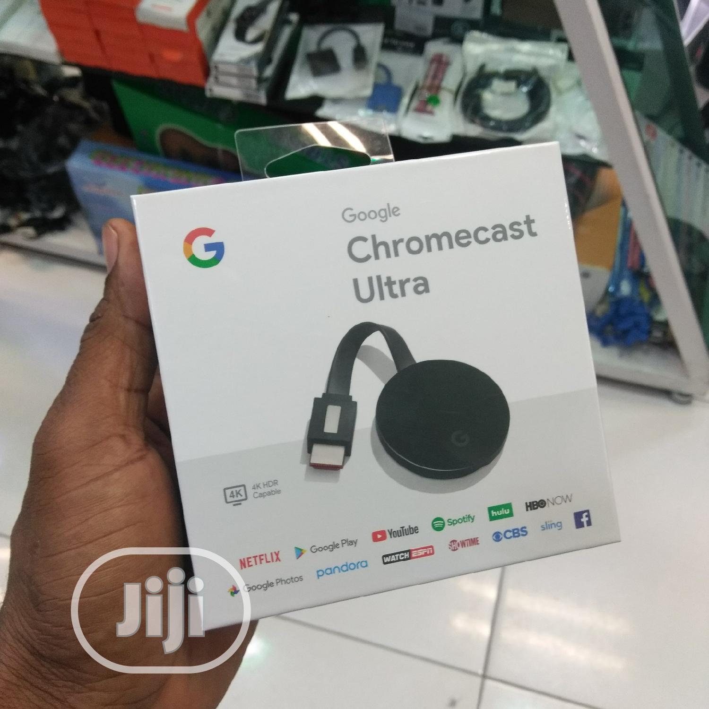 Archive: Chromecast Ultra