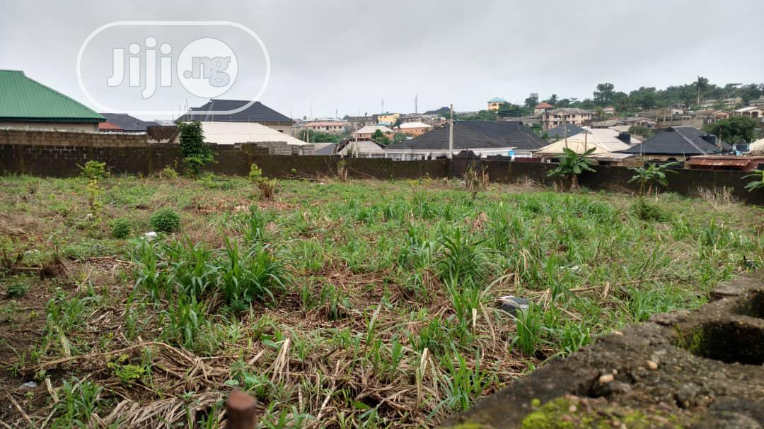 Distress 2plot Of Land At Egbeda Area Going At Valley