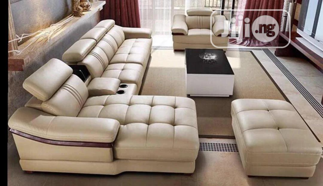 Italian Leather Sofa Chair For Your Living Room.
