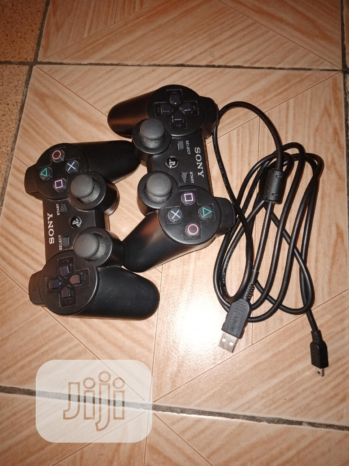 Archive: Ps 3 Game Controller