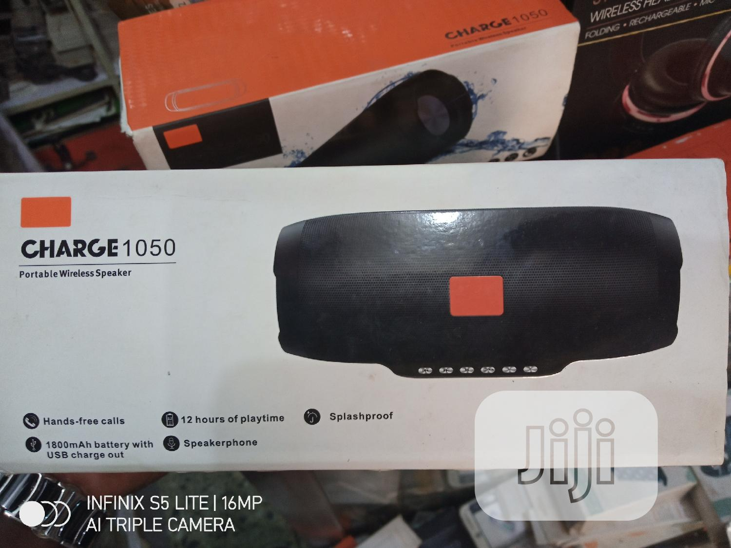 Bluetooth Speaker | Audio & Music Equipment for sale in Wuse, Abuja (FCT) State, Nigeria