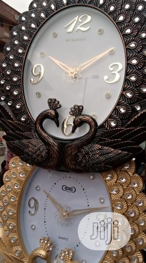Home Beauty Wall Clock | Home Accessories for sale in Lagos State, Lagos Island (Eko)