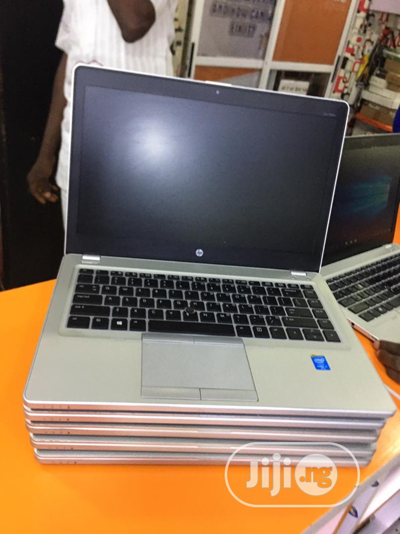 Laptop HP EliteBook Folio 9480M 8GB Intel Core I5 HDD 500GB | Laptops & Computers for sale in Ibadan, Oyo State, Nigeria