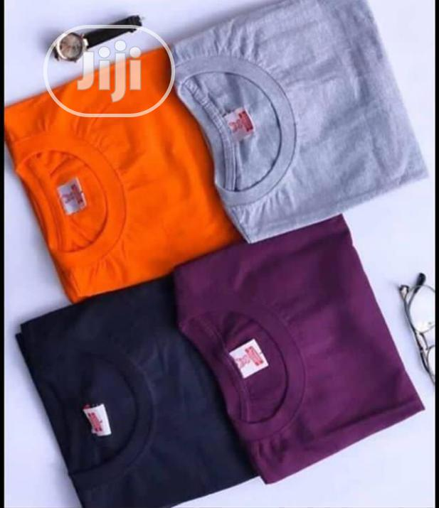 Plain Tees And Cap | Clothing Accessories for sale in Oshodi-Isolo, Lagos State, Nigeria