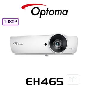 Optoma EH465 4800-lumen Full HD DLP Projector   TV & DVD Equipment for sale in Lagos State, Ikeja