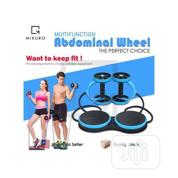 Multifunctional Abdominal Wheel | Tools & Accessories for sale in Ikeja, Lagos State, Nigeria